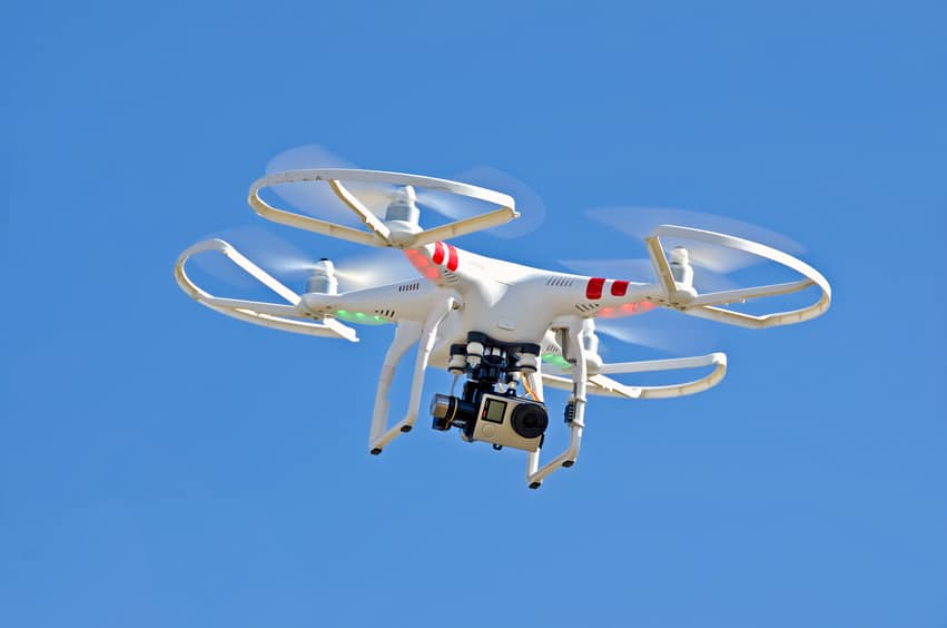 DJI Soars as All Major Competitors Experience Layoffs and