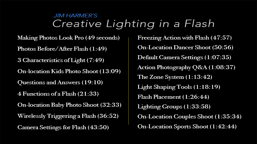 flash-photography-class-outline