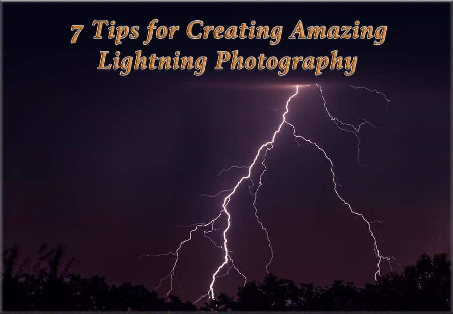Awesom Storm Front That Darkened >> 7 Tips For Creating Amazing Lightning Photography Improve Photography