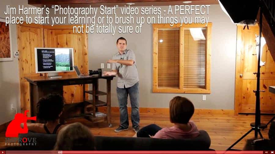 Photography Start - What better place to start your photography learning? I started a little more than a year ago. I knew nothing. Jim and Co will get you headed down the right path.