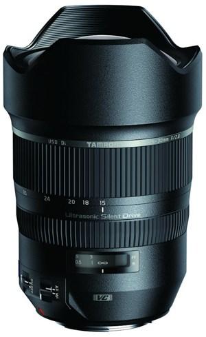 The Tamron 15-30 f/2.8 (Image courtesy of Amazon.com)