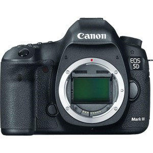 Must Have Wedding Photography Gear: An image of the Canon 5D Mark III