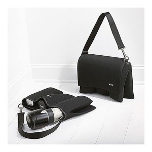 Must Have Wedding Photography Gear: An image of the Shootsac lens bag
