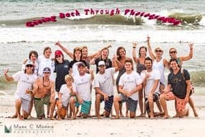 Surf Camp, Smiles, Coaches, Students, Happy People