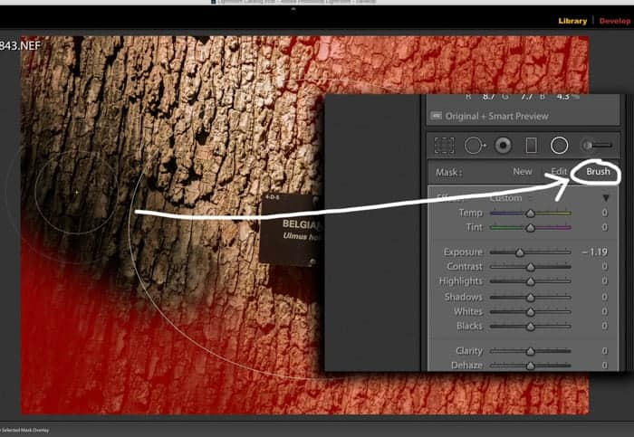 Using the Radial Filter in Lightroom along with the brush tool within that tool allows you to create custom vignette in a few seconds!