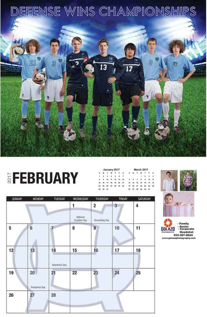 Tides Calendar - Feb_Sample_900