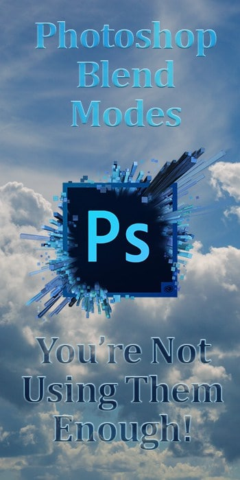 Photoshop Blend Modes – You're not using them enough