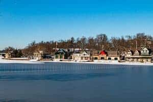 Boathouse Row-