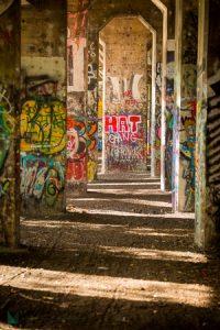 Graffiti Pier