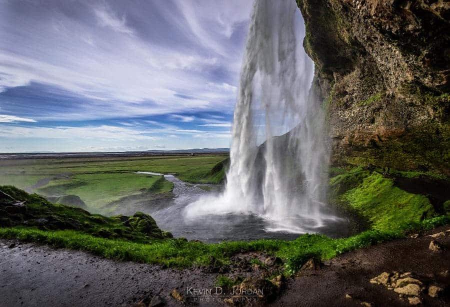 Seljalandsfoss (© Kevin D. Jordan Photography)