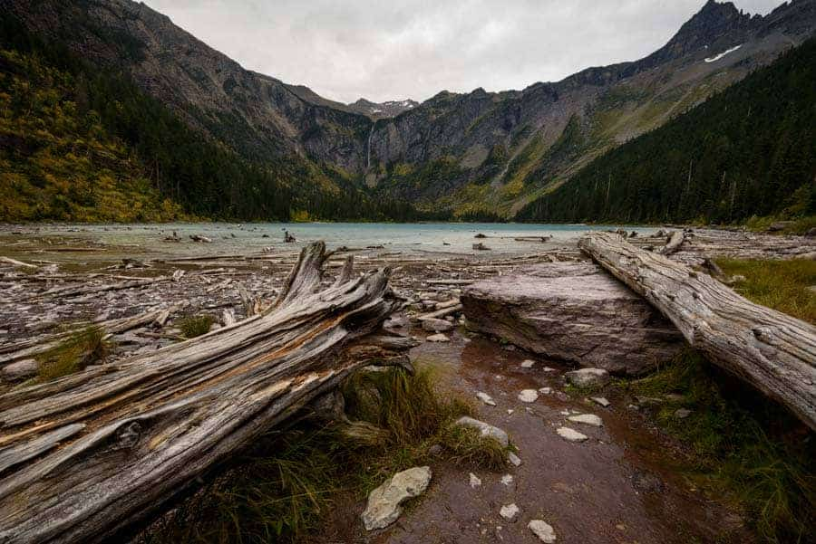 Avalanche Lake (© Kevin D. Jordan Photography)