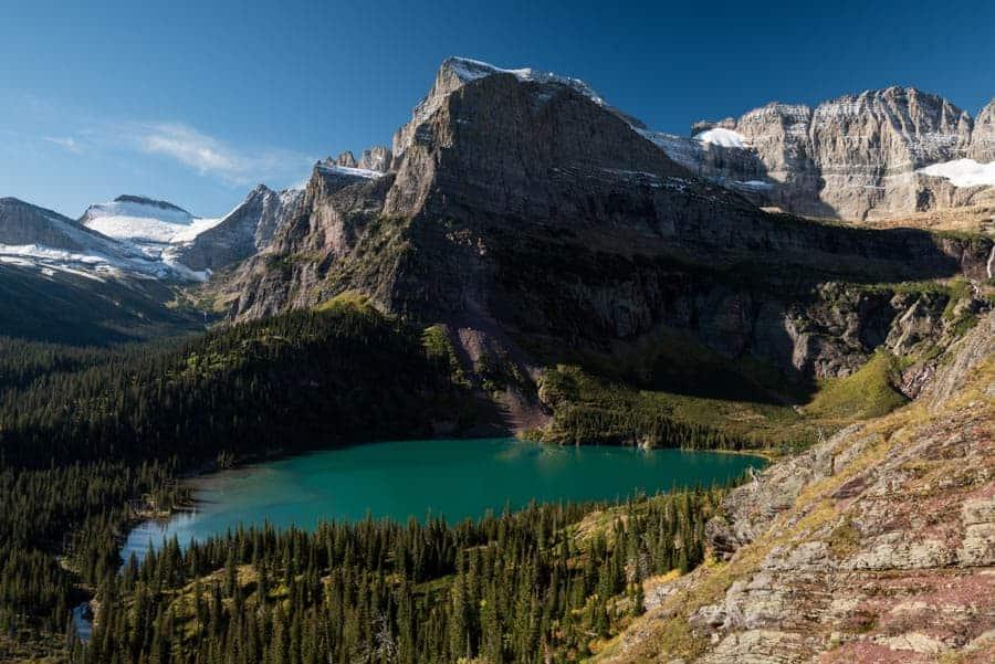 Grinnell Glacier Trail (© Kevin D. Jordan Photography)