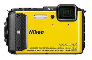 The Nikon Coolpix AW130 is a popular underwater point and shoot.