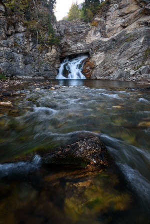 Running Eagle Falls (© Kevin D. Jordan Photography)