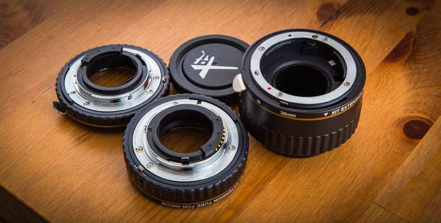 An alternative to a buying a macro lens would be extension tubes. Varying sizes can be stacked together to alter the amount of magnification.
