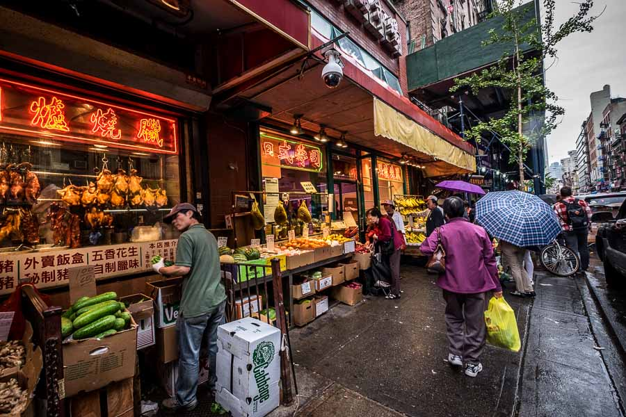 Chinatown; photo by author.