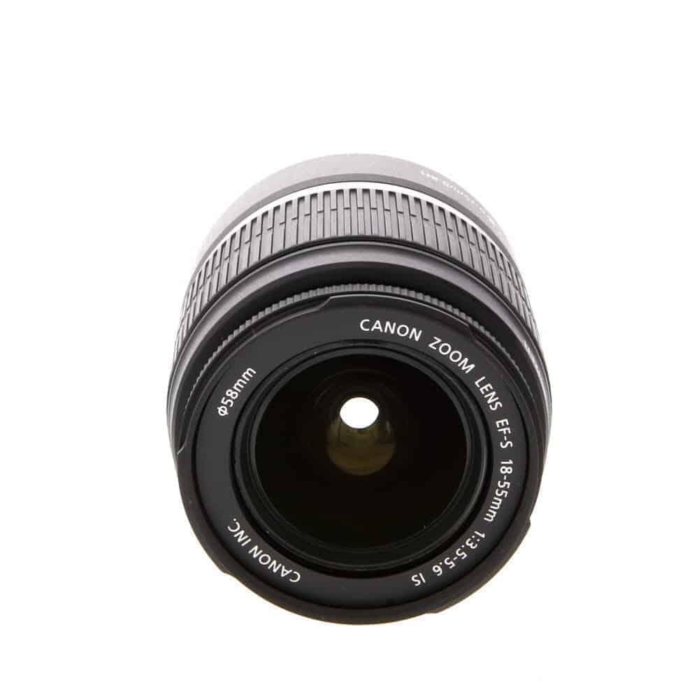 Canon18-55mmlens