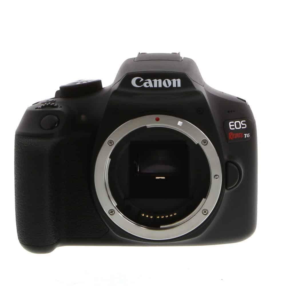 CanonEOSRebelT6CameraBodyOnly