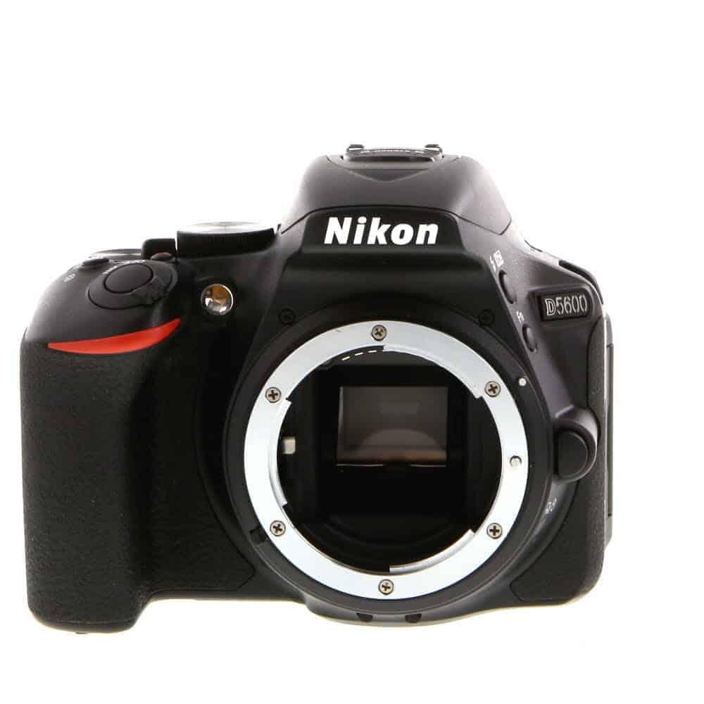 NikonD5600CameraBody