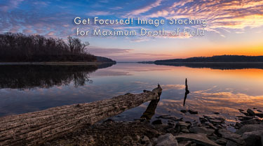 Get Focused! Image Stacking for Maximum Depth of Field