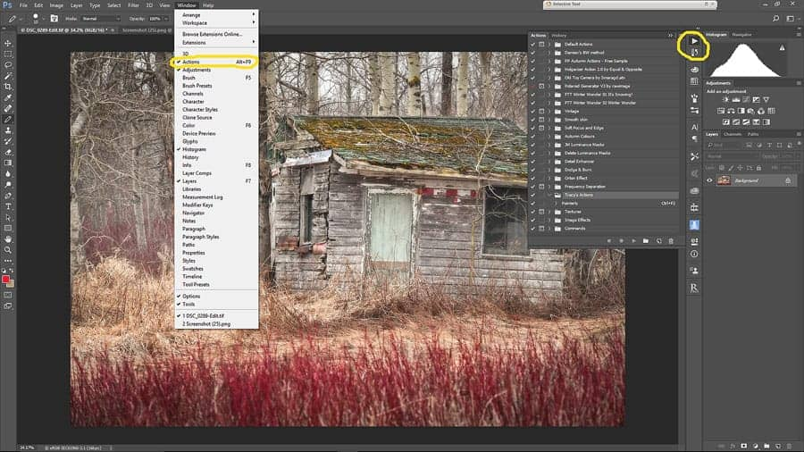 Create Your Own Photoshop Actions + FREE Downloads! – Improve