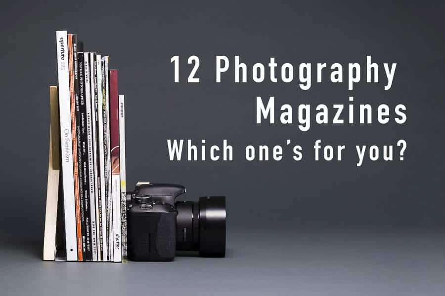Photography Expo Stands : 12 photography magazines: which ones for you? u2013 improve photography