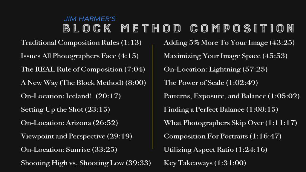 block-method-outline