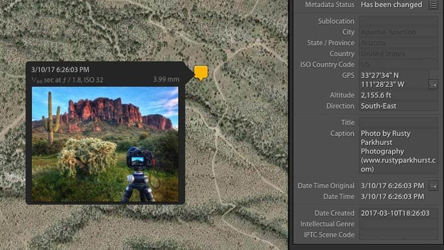 List of Cameras with Built-In GPS, and Some Geotagging Tips