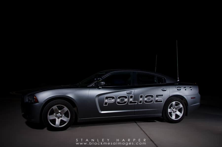 Using Flashlights For Car Photography