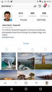 5 Reasons Why You Should Use a Instagram Business Profile
