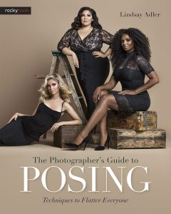 """Review: """"The Photographer's Guide to Posing: Techniques to Flatter Everyone"""""""