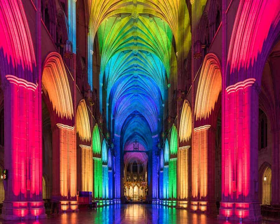 National Cathedral Colors