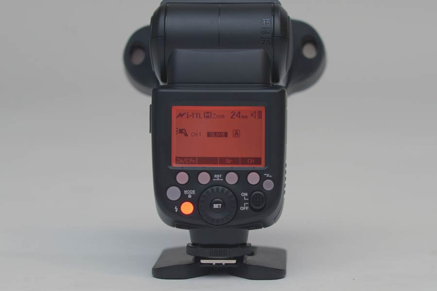 Flashpoint Zoom Li-on R2 CLS mode