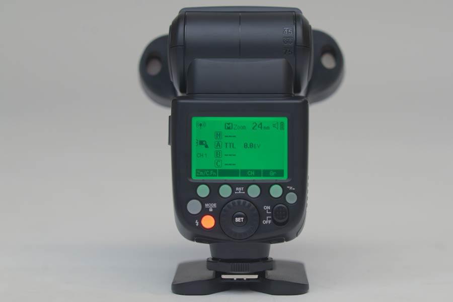 Flashpoint Zoom Li-on R2 radio Mode