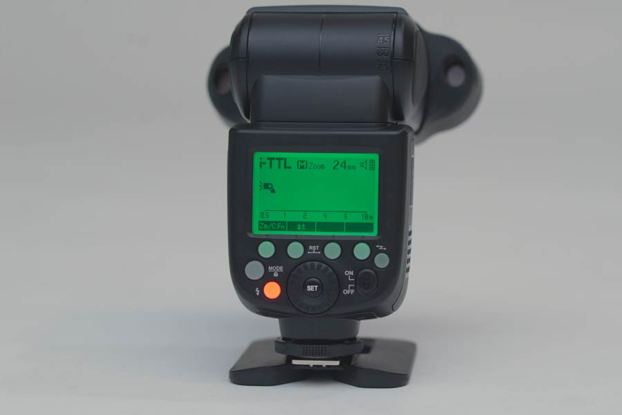 Flashpoint Zoom Li-on R2 ttl mode