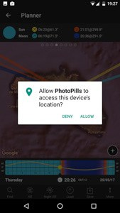 Photopills On Android Hands On Review