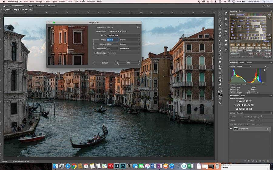 Photoshop Resolution Setting: A complete guide and cheat