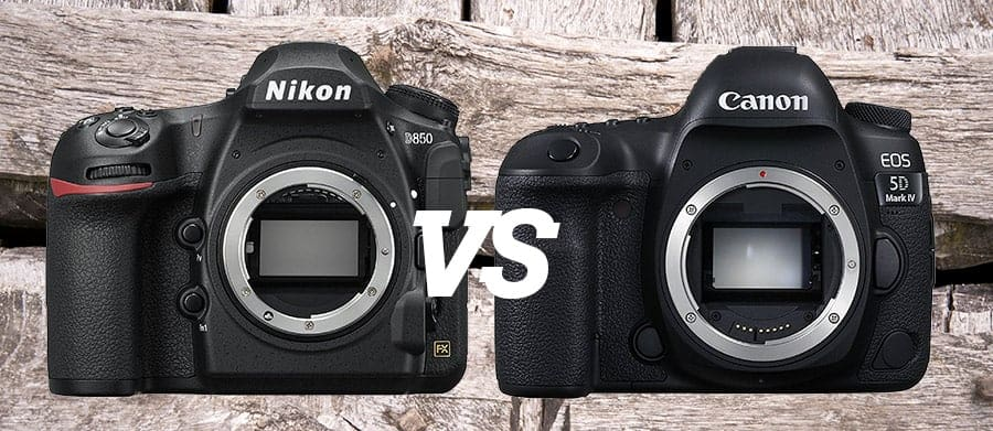 Nikon D850 vs Canon 5D IV: Is Canon getting walloped? – Improve