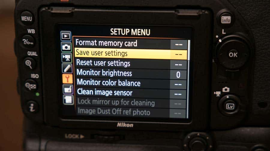 Custom Modes for photography 021