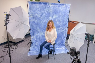 How to Set up Three-Point Lighting for Portrait Photography
