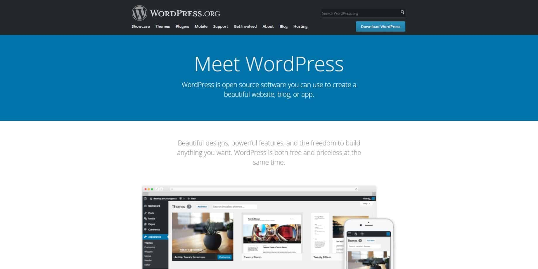 Why A WordPress Site Is Perfect For Photographers – Improve