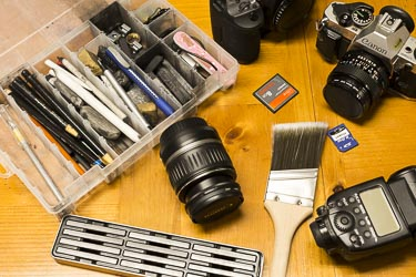 studying photography in college how much will it cost