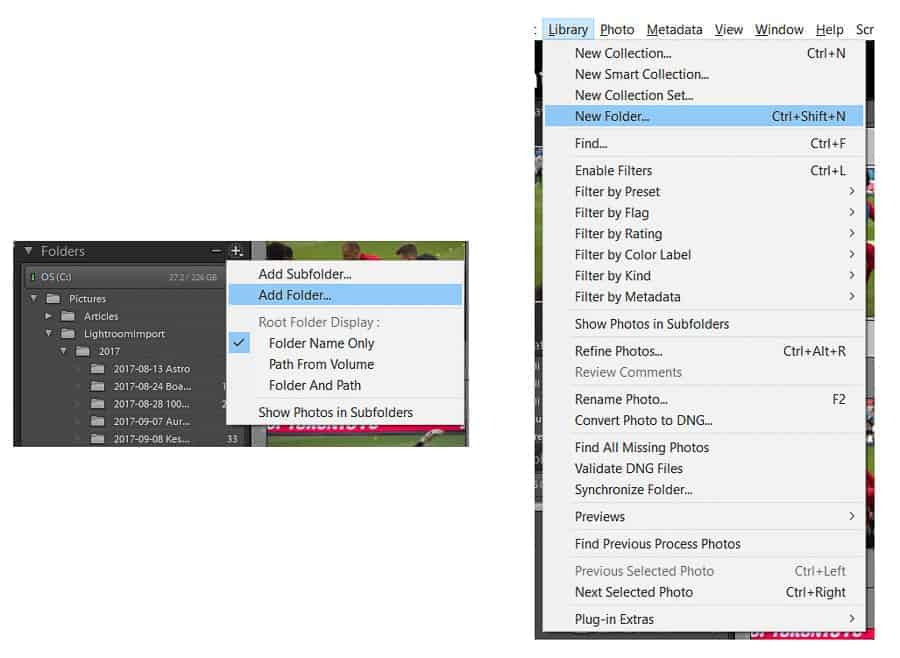 How to Move Your Lightroom Photos to an External Drive