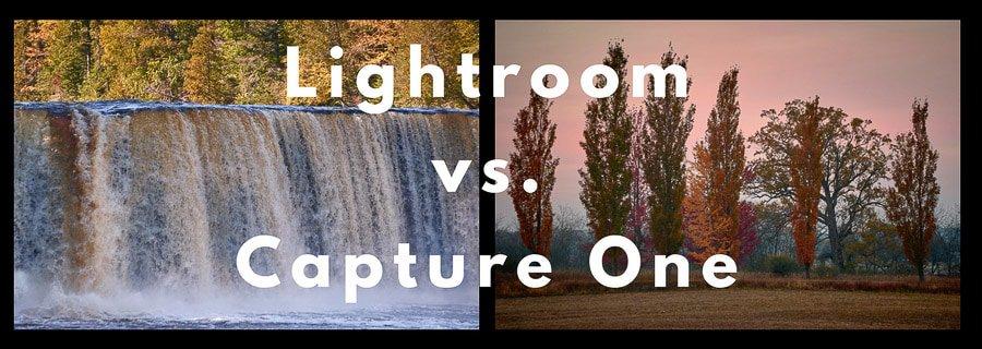 Lightroom vs. Capture One