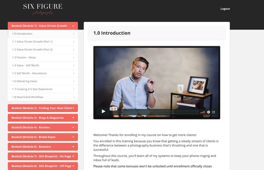 learn wedding photography from Booked 2.0