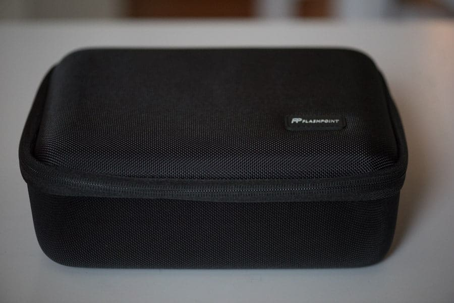 eVOLV 200 carrying case