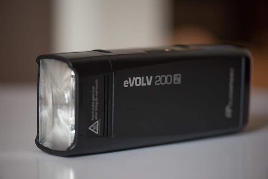 eVOLV 200 side view
