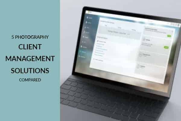 Comparison of 5 Photography Client Management Solutions