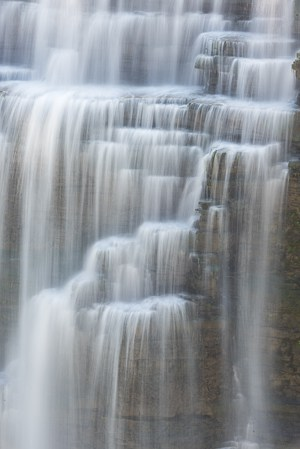 Middle Falls, Letchworth State Park.