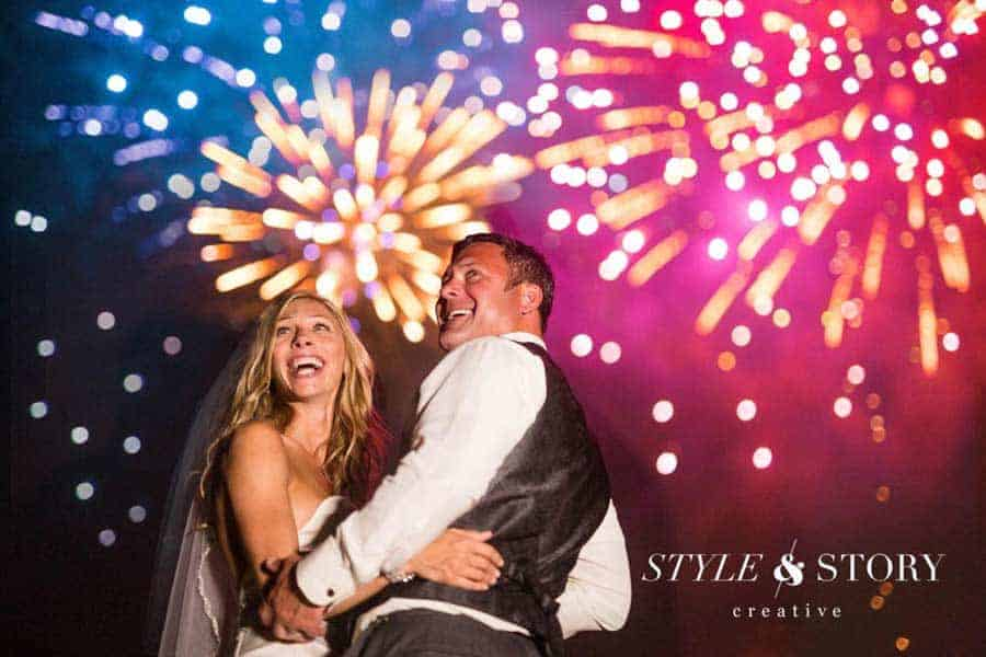 Style & Story Creative Fireworks